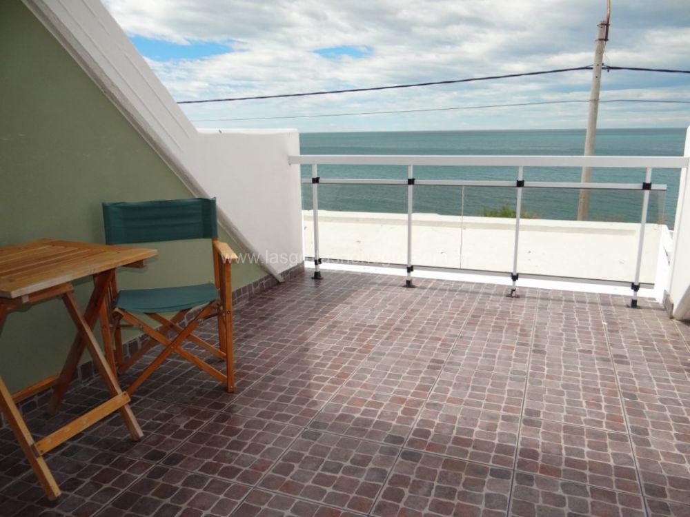 Doble c/ balcón frente al mar